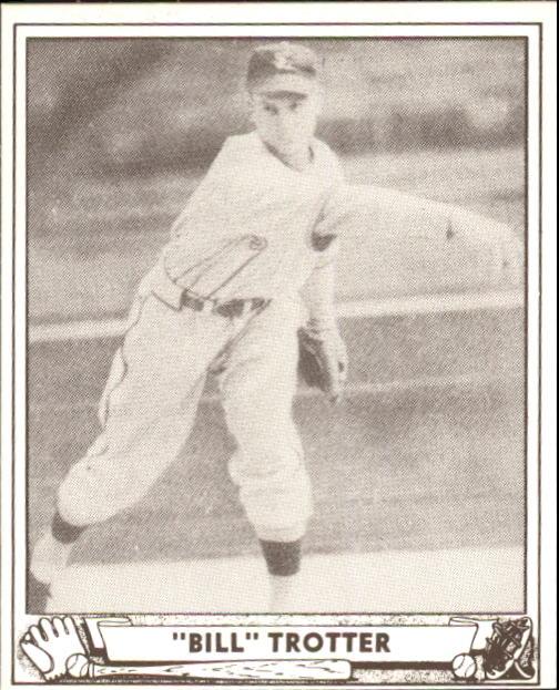 1940 Play Ball #54 Bill Trotter