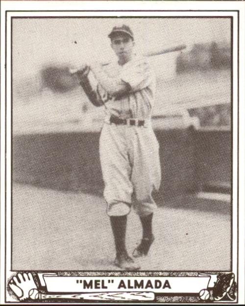1940 Play Ball #71 Mel Almada