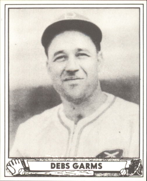 1940 Play Ball #161 Debs Garms