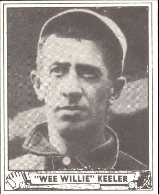 1940 Play Ball #237 Willie Keeler