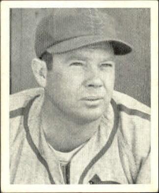 1941 Cardinals W754 #21 Don Padgett
