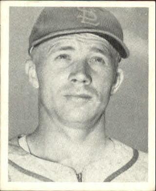 1941 Cardinals W754 #29 Ernie White