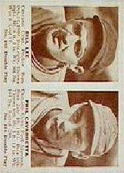 1941 Double Play #103 Bill Lee/Phil Cavarretta