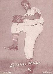 1947-66 Exhibits #171 Satchel Paige