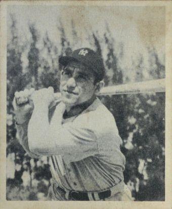 1948 Bowman #6 Yogi Berra RC