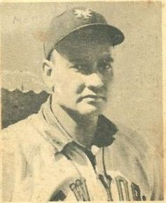 1948 Bowman #9 Walker Cooper RC