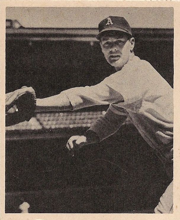 1948 Bowman #15 Eddie Joost