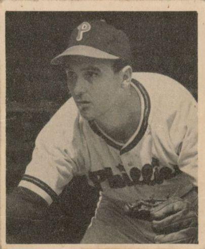 1948 Bowman #24 Dutch Leonard SP