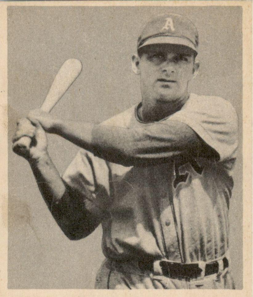 1948 Bowman #25 Barney McCosky