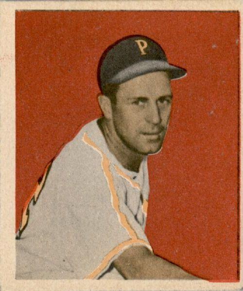 1949 Bowman #8 Murry Dickson RC