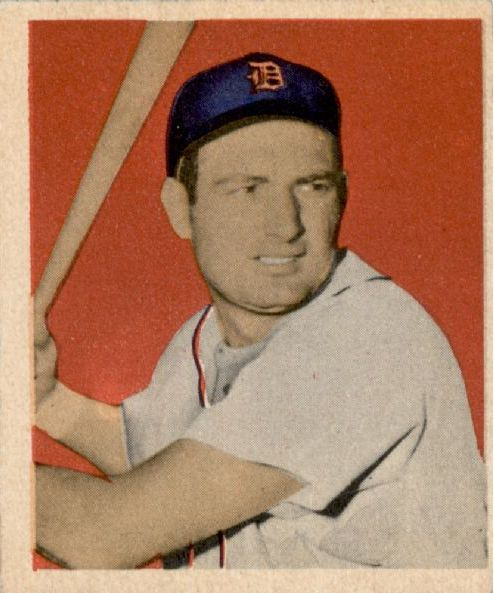 1949 Bowman #26 George Kell RC