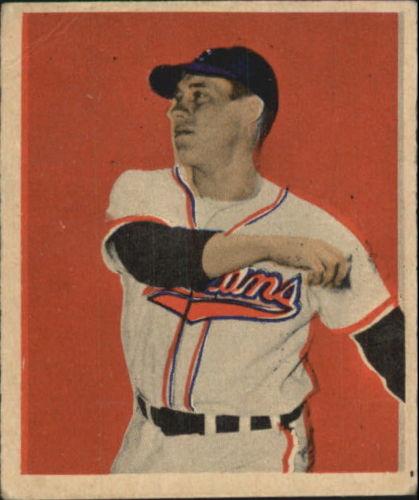 1949 Bowman #27 Bob Feller