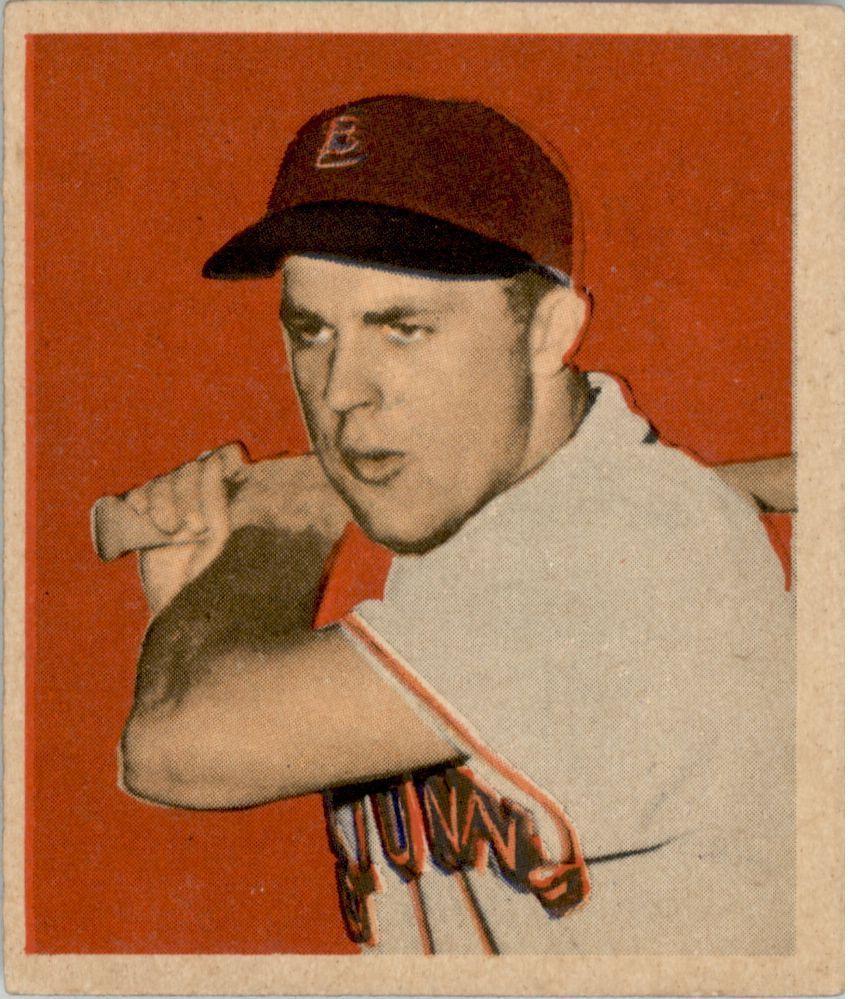 1949 Bowman #31 Dick Kokos RC