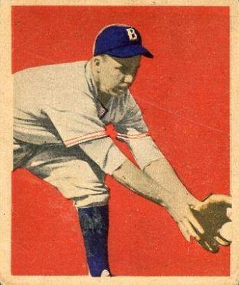 1949 Bowman #36 Pee Wee Reese
