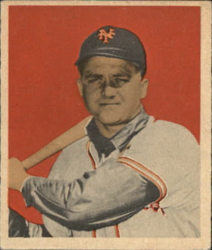 1949 Bowman #48 Willard Marshall