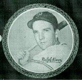 1950 All-Star Pinups #5 Ralph Kiner