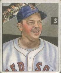 1950 Bowman #2 Vern Stephens