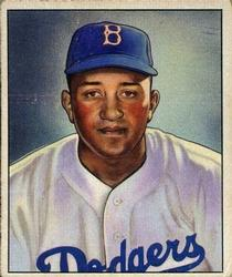 1950 Bowman #23 Don Newcombe RC