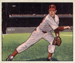 1950 Bowman #32 Robin Roberts