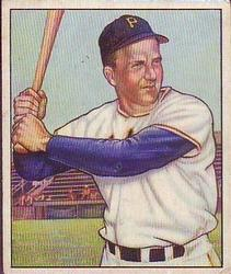 1950 Bowman #33 Ralph Kiner