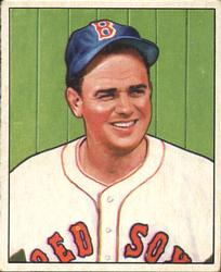 1950 Bowman #45 Al Zarilla