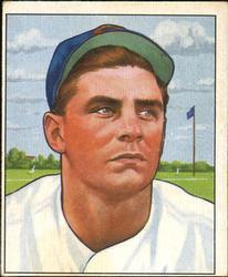 1950 Bowman #62 Ted Kluszewski