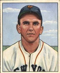 1950 Bowman #65 Dave Koslo