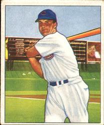 1950 Bowman #81 Ron Northey