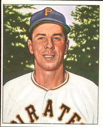 1950 Bowman #86 Stan Rojek