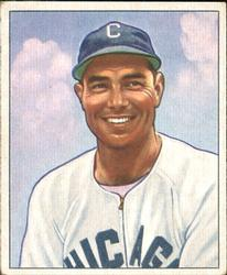 1950 Bowman #92 Hank Majeski