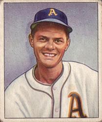 1950 Bowman #103 Eddie Joost