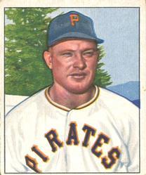 1950 Bowman #124 Clyde McCullough