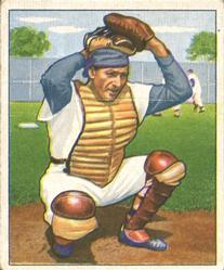 1950 Bowman #128 Phil Masi