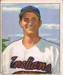1950 Bowman #132 Mickey Vernon