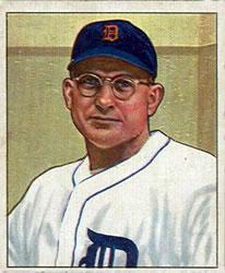 1950 Bowman #134 Paul Trout