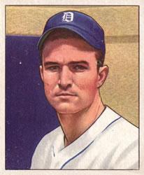 1950 Bowman #150 George Vico