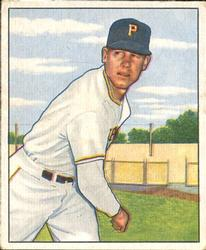 1950 Bowman #171 Harry Gumbert