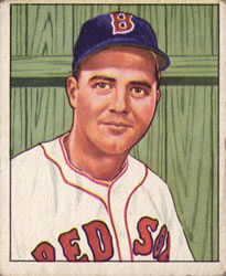 1950 Bowman #186 Ken Keltner