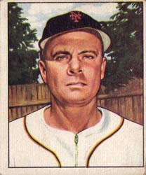 1950 Bowman #200 Kirby Higbe