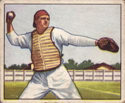 1950 Bowman #206 Stan Lopata