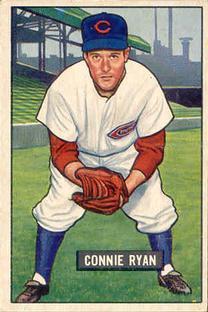 1951 Bowman #216 Connie Ryan RC
