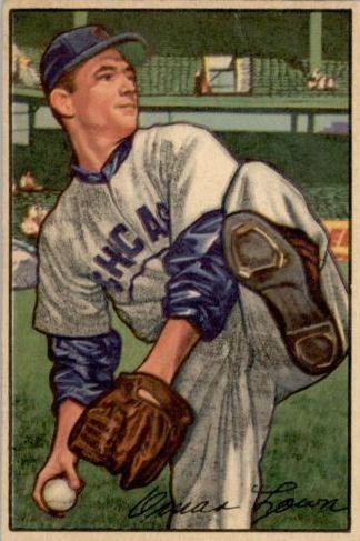 1952 Bowman #16 Turk Lown RC