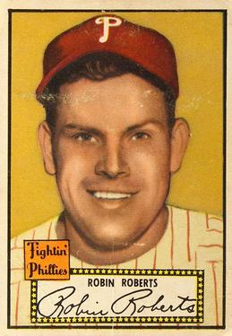 1952 Topps #59 Robin Roberts
