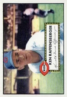 1952 Topps #118 Ken Raffensberger