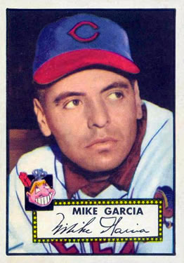 1952 Topps #272 Mike Garcia