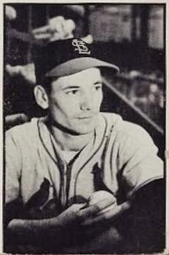 1953 Bowman Black and White #16 Stu Miller RC