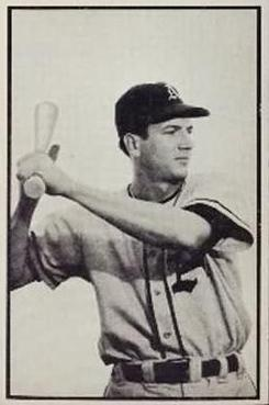 1953 Bowman Black and White #43 Hal Bevan ERR RC/Born in 1950