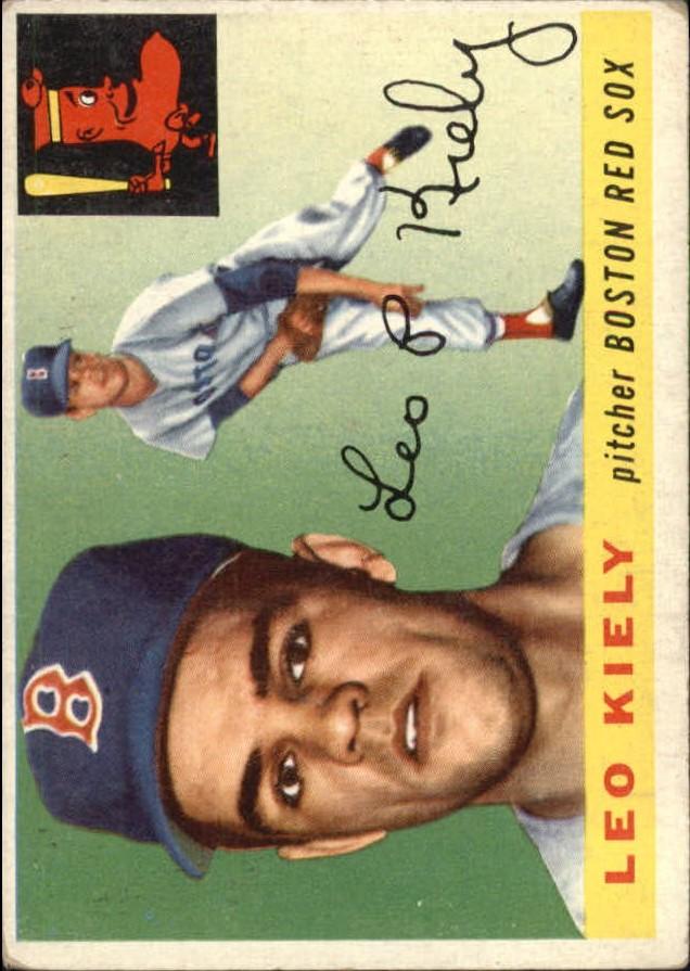 1955 Topps #36 Leo Kiely