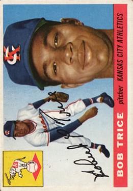 1955 Topps #132 Bob Trice