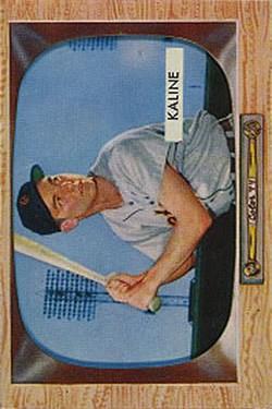1955 Bowman #23 Al Kaline